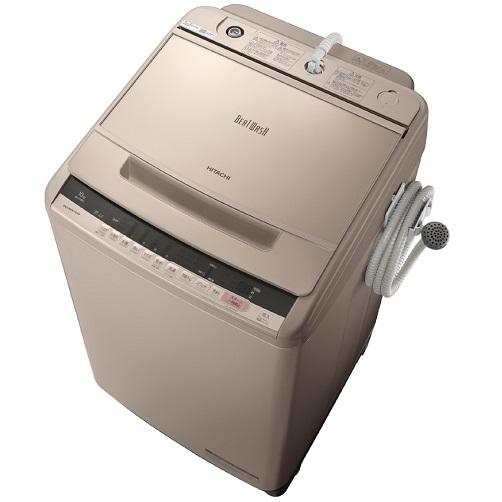 洗濯機・衣類乾燥機 : 日立の家電品